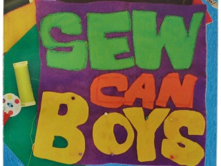 Sew can boys